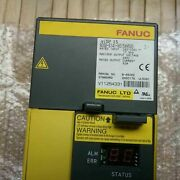 1pcs Used Fanuc A06b-6141-h015h580 Servo Amplifier Tested In Good Conditionqw