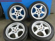 Porsche 911 964 993 996 Cup 1 Style 17x8 And 17x9 Wheels Rims And Michelin P/s Tires