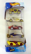 Hot Wheels B-day 5-pack Gift Set Die-cast Cars Misb 2002