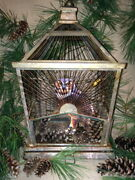 Spiders Spin Their Webs Of Magic On This Whimsical Victorian Birdcage