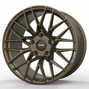 18 Momo Rf-20 Bronze 18x8.5 Concave Forged Wheels Rims Fits Bmw 525 530 535 540