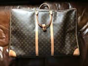 Collectors Item Louis Vuitton Sirius 70 Luggage 💼 Travel Sold Out