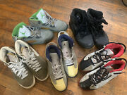 Lots Of Air Jordans And Nikes Blazers Used Worn Collection Rare All Must Go Sale