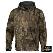 New Browning Wicked Wing High Pile Fleece Hoodie - Realtree Timber Camo -