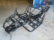 Eb759 2014 14 Arctic Cat Wildcat 1000 Main Frame Chassis Vin 4uf14mpvxet308809