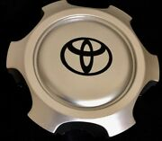 Wheel Center Cap Hub For Tacoma Tundra 4runner 6 Lugs 15andrdquo And 16andrdquo Rim 1pc Only