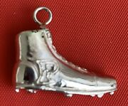 Pottsville Maroons Silver Shoe Charm Card Set And Reunion Programs Rare