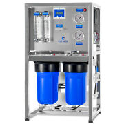 600 Gpd Commercial Reverse Osmosis Water Filtration System - 3 Stage Filtration