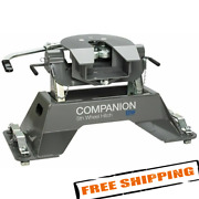 Bandw Rvk3710 Companion Oem 5th Wheel Hitch For 2020 Gm Trucks With A Puck System