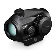 Vortex Crossfire Ii Bright Red Dot Sight With Multi-height Mount System 2 Moa