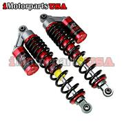 Stage 2 Performance Front Air Shocks Absorbers Pair For Honda Trx400ex Trx450r