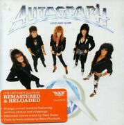 Autograph Loud And Clear Cd Rock Candy 2006 Remaster Candy015 Steve Lynch Aor
