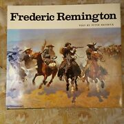 Frederic Remington Text By Peter Hassrick Western Artist