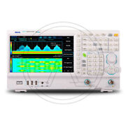 Rigol Rsa3015e-tg Real-time Spectrum Analyzer From 9 Khz To 15 Ghz With Tg
