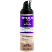 Cover Girl And Olay Simply Ageless 3-in-1 Liquid Foundation