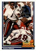 1991 Upper Deck Football You Pick/choose Cards 501-700 Rc Stars Free Shipping