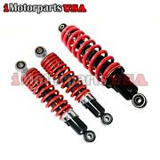 2007-2019 Polaris Sportsman Outlaw 90 110 Atv Front And Rear Shocks Absorbers Set