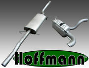 Mercedes Vito Bus 2.2cdi 09/03-on Exhaust System Suit 109 111 115 Centre Rear