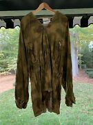 Ww2 German Snipers Camo Smock From Us Vets Dufflebag Rb Numbered Inside Pocket