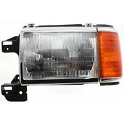 Fo2502105 Headlight Lamp Left Hand Side For Truck F150 F250 F350 Driver Lh F-150
