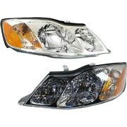 81150ac040, 81110ac040 To2503132, To2502132 Headlight Lamp Left-and-right