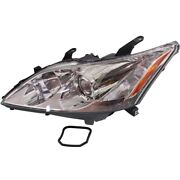 Hid Headlight Lamp Left Hand Side Hid/xenon Driver Lh Lx2502142 8118533680