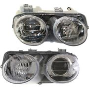 Headlight Lamp Left-and-right Ac2503104 Ac2502104 33151st7a03 33101st7a03