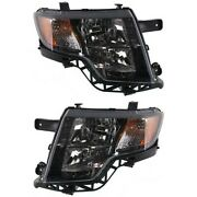 Headlight Lamp Left-and-right Fo2503271c Fo2502271c 9t4z13008d 9t4z13008c