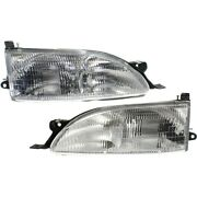 Headlight Lamp Left-and-right To2503112 To2502112 8115006032 8111006032