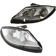 22713668 22713667 Gm2503222 Gm2502222 Headlight Lamp Left-and-right Lh And Rh