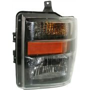 Headlight Lamp Left Hand Side For F250 Truck F350 F450 Driver Lh Fo2502285c