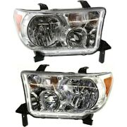 Headlight Lamp Left-and-right To2503171 To2502171 811500c051 811100c051