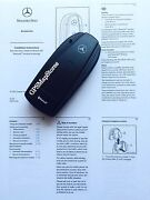 Genuine Oem Mercedes Bluetooth Mhi Dongle Puck Adapter Fit E Gl Ml Sl S Cls Puck