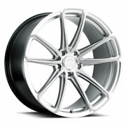 20 Xo Madrid Silver 20x9 Forged Concave Wheels Rims Fits Nissan Altima