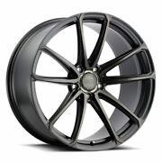 20 Xo Madrid Black 20x9 Forged Concave Wheels Rims Fits Nissan Altima