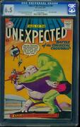 Tales Of The Unexpected 40 Cgc 6.5 Golden Age Key Dc Comic 1st Space Ranger L@@k
