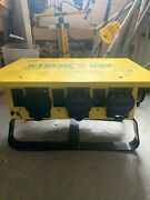 Cep 8706gu 6 Outlets 50a Single Phase Electrical Power Box - Yellow