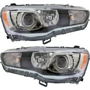 8301b073, 8301b074 Hid Headlight Lamp Left-and-right Hid/xenon Lh And Rh