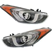 Headlight Lamp Left-and-right Hy2502173 Hy2503173 92101a5050 92102a5050
