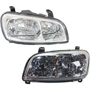 Headlight Lamp Left-and-right To2503125, To2502125 8115042090, 8111042090