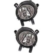 Set Of 2 Fog Lights Lamps Front Left-and-right For 320 328 330 Sedan 328i Pair