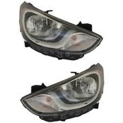 921021r010 921011r010 Hy2503163 Hy2502163 Headlight Lamp Left-and-right