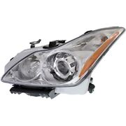 Hid Headlight Lamp Left Hand Side Hid/xenon Driver Lh Coupe In2502147 26060jl02b