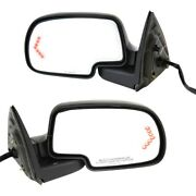 Mirror For 2000-2006 Chevrolet Tahoe Left And Right Set Of 2