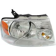 Fo2503201c Headlight Lamp Right Hand Side For F150 Truck Passenger Rh Ford F-150