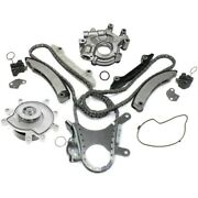 Oil Pump Timing Chain Kit Water Pump For 2005-2010 Jeep Grand Cherokee Kit