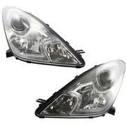 811702b750, 811302b790 To2503147, To2502147 Headlight Lamp Left-and-right