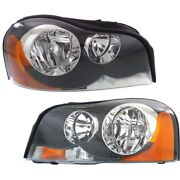 312768096 312768104 Vo2503112 Vo2502112 Headlight Lamp Left-and-right Lh And Rh