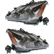Headlight Lamp Left-and-right Lx2503132 Lx2502132 8113053270 8117053270