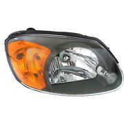 9210225550 Hy2503128 Headlight Lamp Right Hand Side Passenger Rh For Accent
